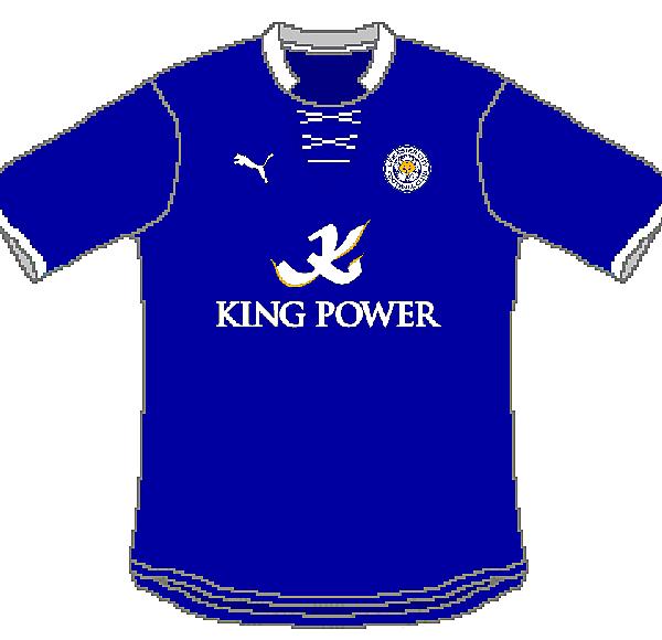 Leicester Puma Home