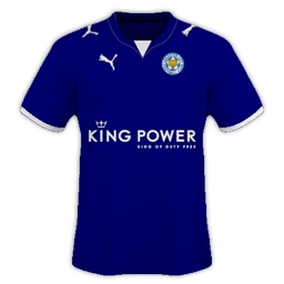 leicster city home