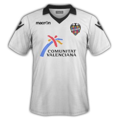 Levante fantasy kit with Macron