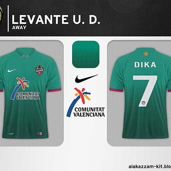 Levante U. D. Away