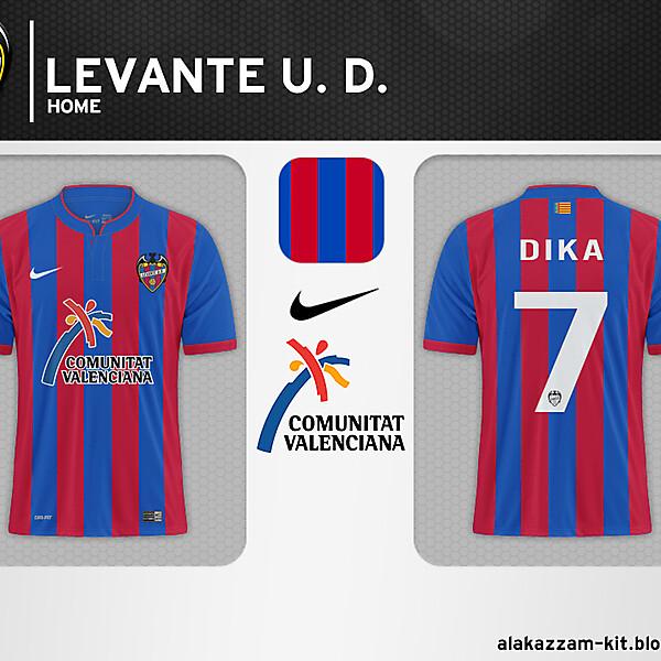 Levante U. D. Home