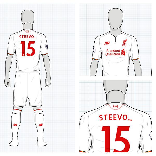 #LFC away kit - @steevo_15