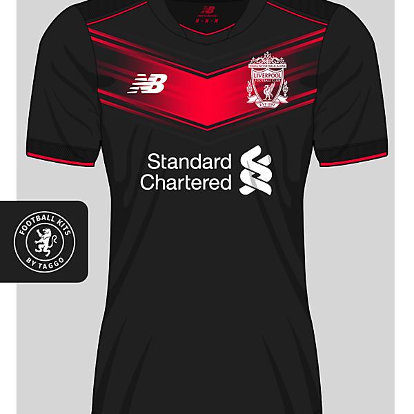 LFC Away kit