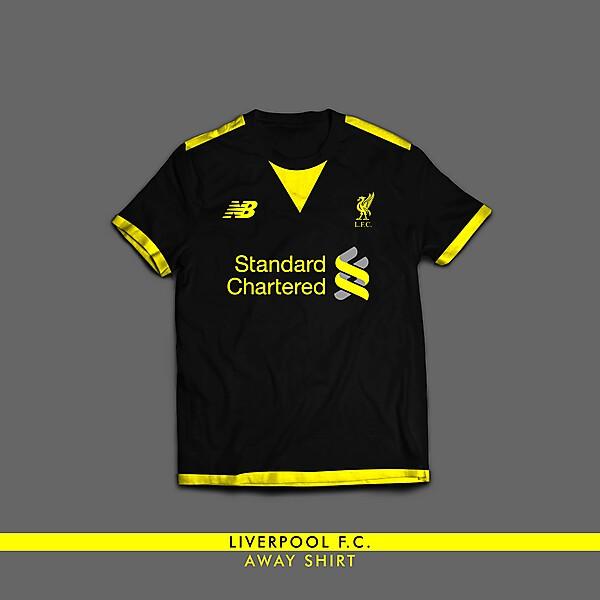 LFC Away Shirt