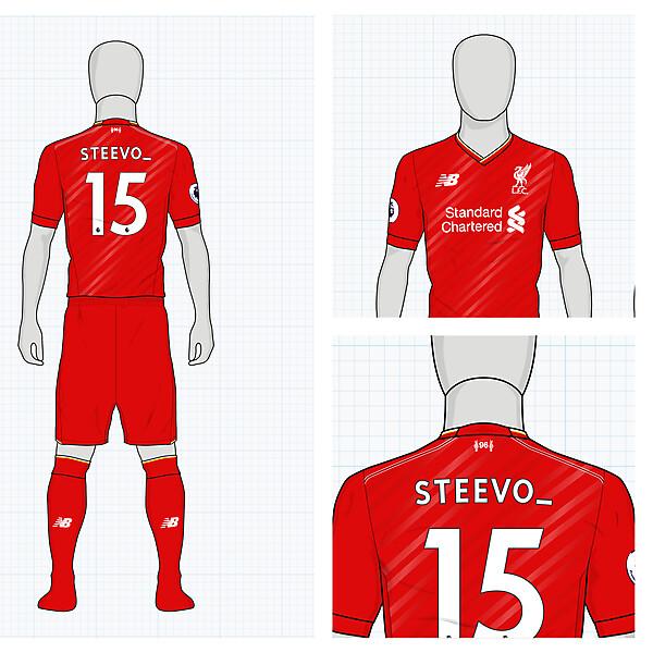 #LFC home kit - @steevo_15