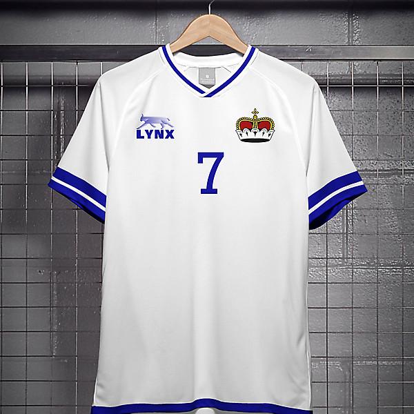 Liechtenstein - Away Kit