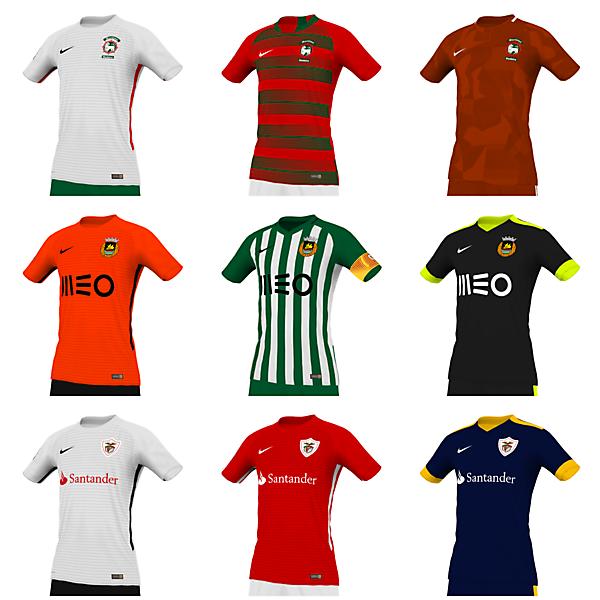Liga NOS 19 x Nike