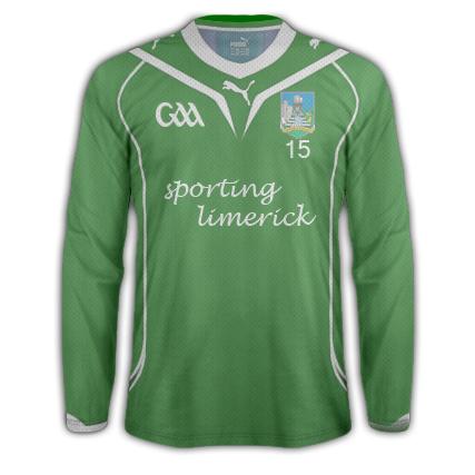 Limerick GAA PUMA jersey