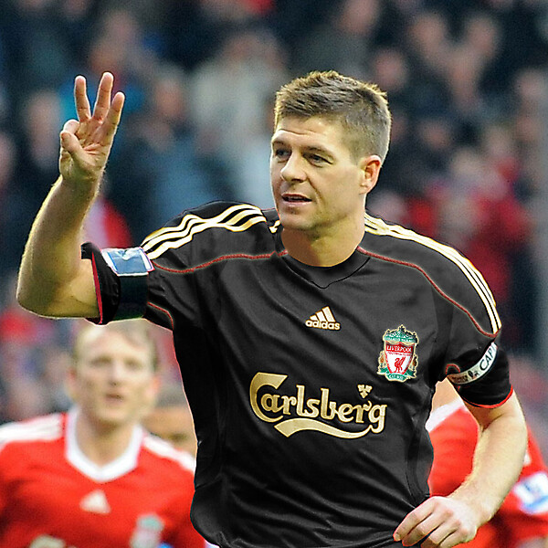 Liverpool Away 09/11