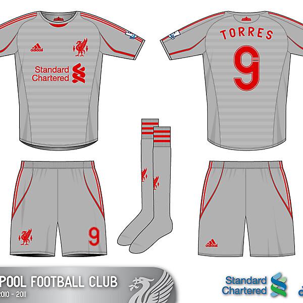 Liverpool Kits
