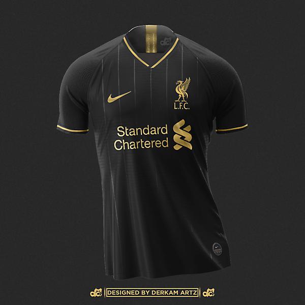 Liverpool - Away Kit (Nike)