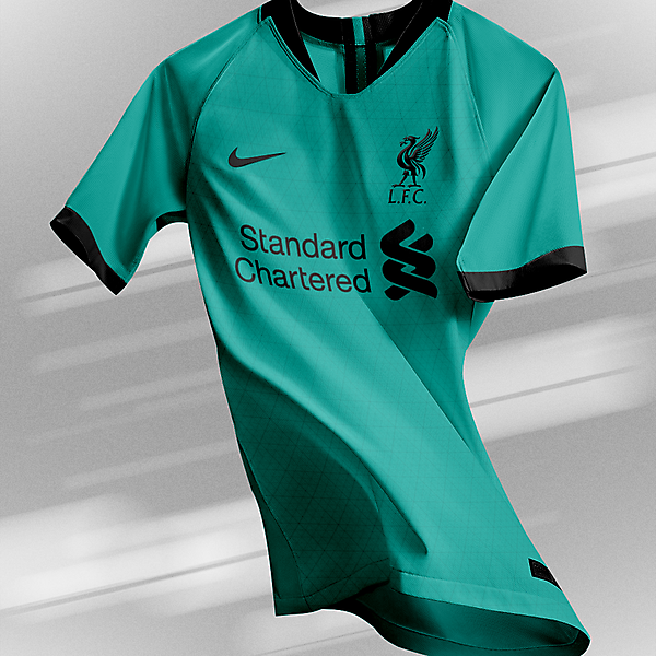 Liverpool - Third Kit