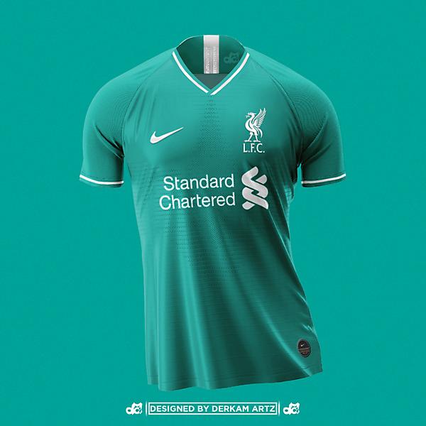 Liverpool - Third Kit (Nike)