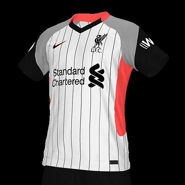Liverpool 21 fourth