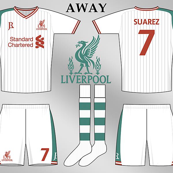 Liverpool Away 1.