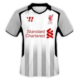 Liverpool Away II