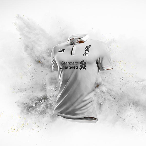 Liverpool Away Kit Design