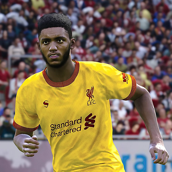 Liverpool Fantasy Away