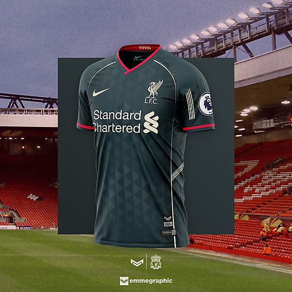 Liverpool FC   Nike   Third