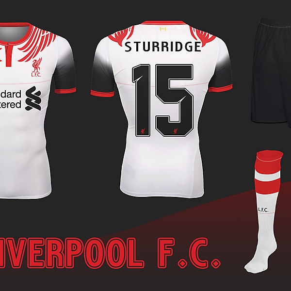 Liverpool F.C. Away