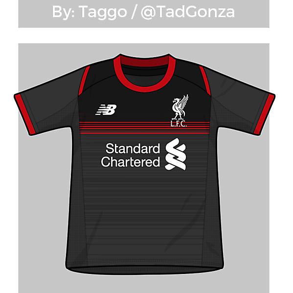 Liverpool F.C. Away kit