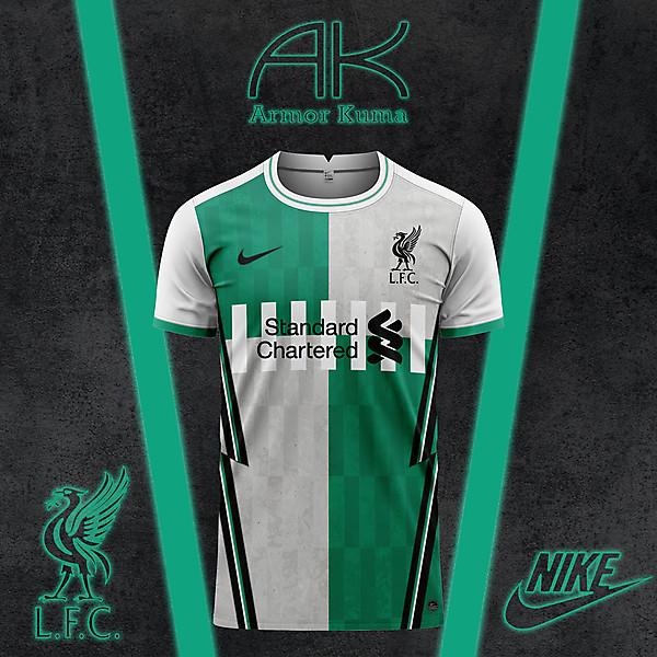 Liverpool FC Nike Away Kit