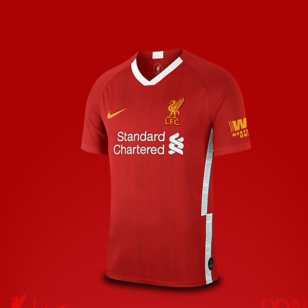 Liverpool FC Nike Fantasy Kit