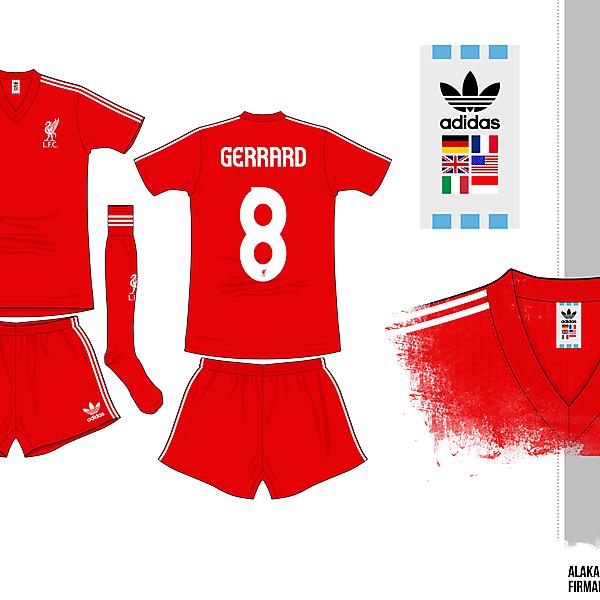 Liverpool F.C. Retro Kit