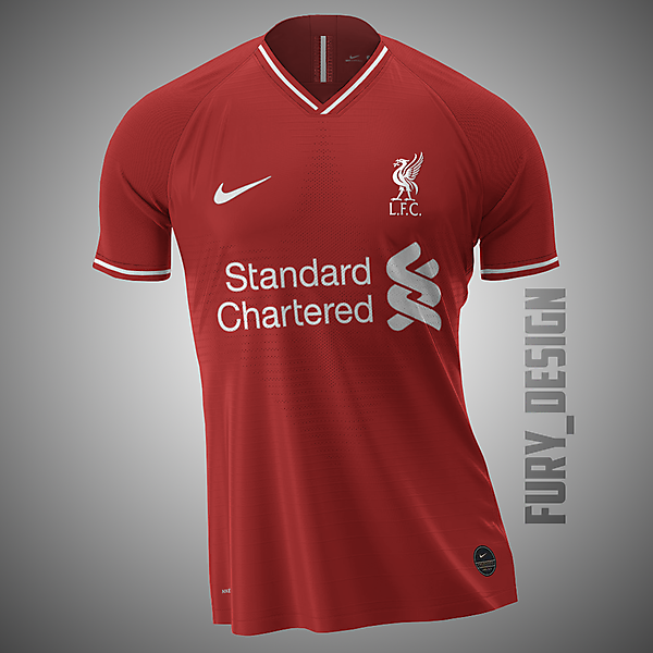 Liverpool Nike Kit Home