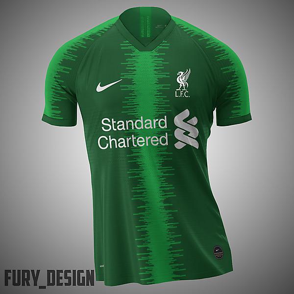 Liverpool Nike Kit Third