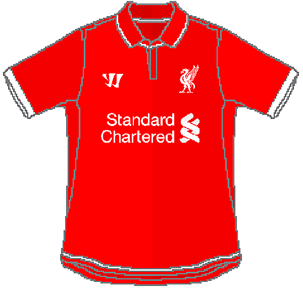 Liverpool Warrior Home