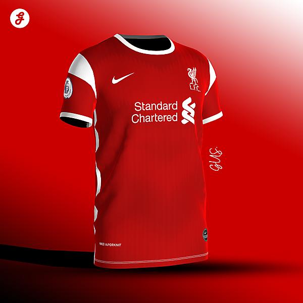 Liverpool x Nike 21/22