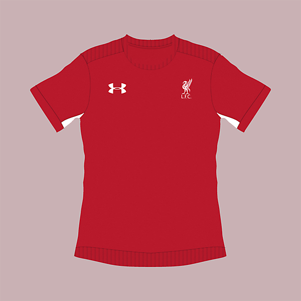 Liverpool x Under Armour