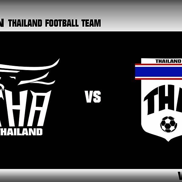 Logo Thailand Football Team 2017