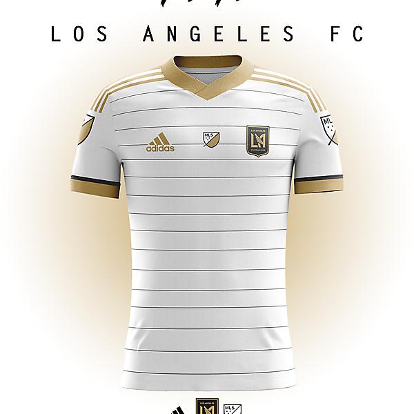 Los Angeles FC - Away kit