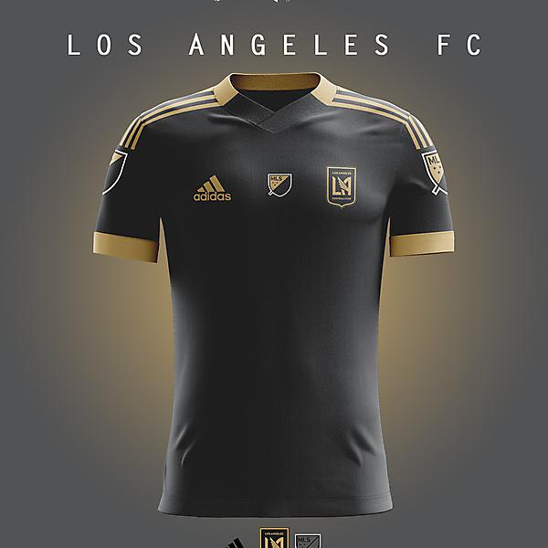 Los Angeles FC - Home kit