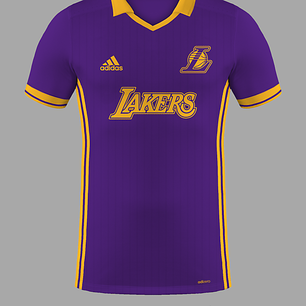 Los Angeles Lakers Football Jersey
