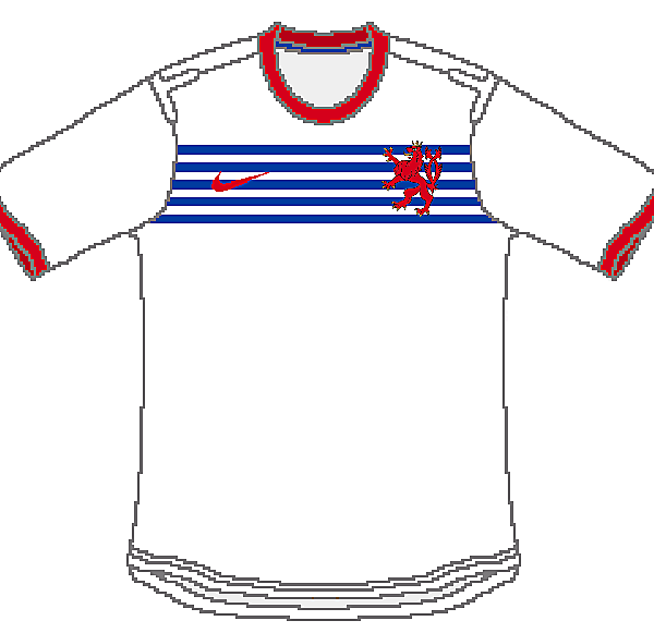 Luxembourg Nike Home