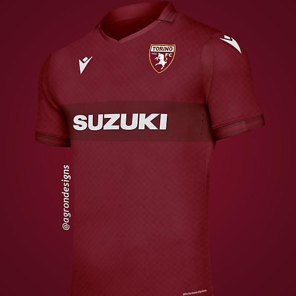 MACRON TORINO FC HOME KIT CONCEPT