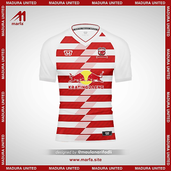 MADURA UNITED FANTASY HOME KIT CONCEPT