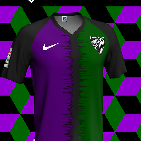 Málaga CF (away)