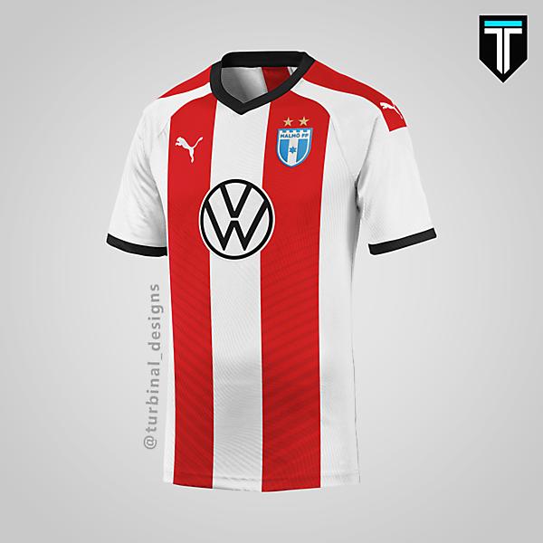Malmö FF x Puma - Away Kit Concept