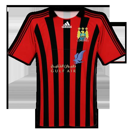Manchester City 3rd
