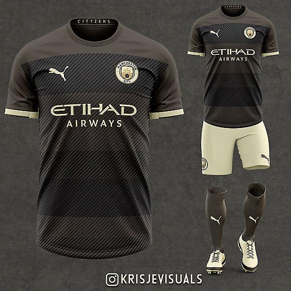 Man City x Puma | Third Kit