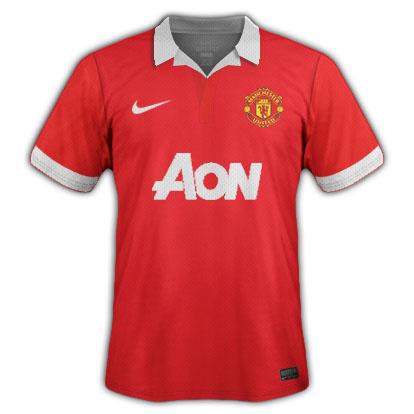 Man United w/ collar
