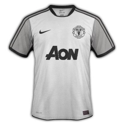 Man United Third