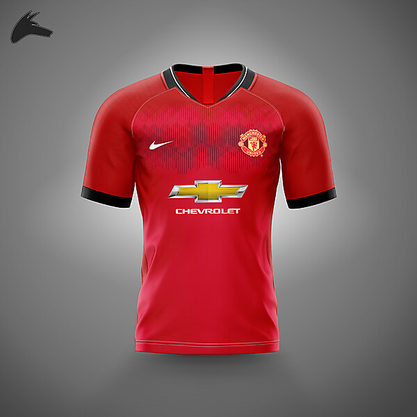 Man United x Nike home concept