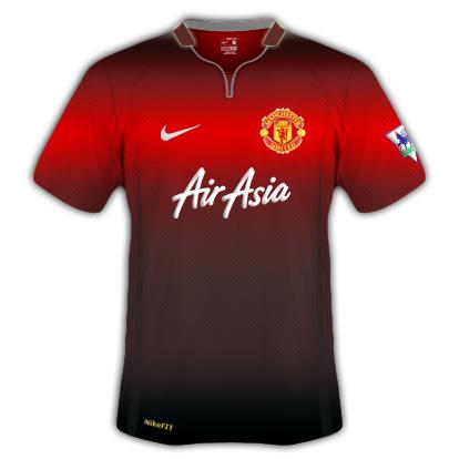 Man Utd Third Special
