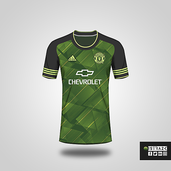 Man Utd X adidas - Away