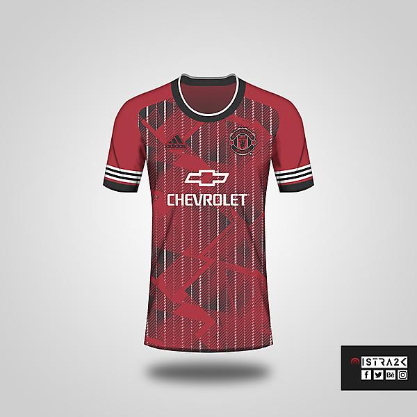 Man Utd X adidas - Home